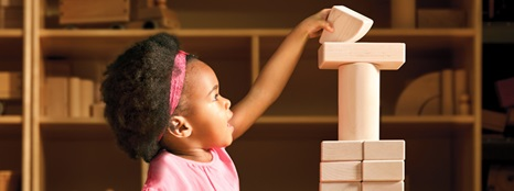 Block Play Math and Literacy