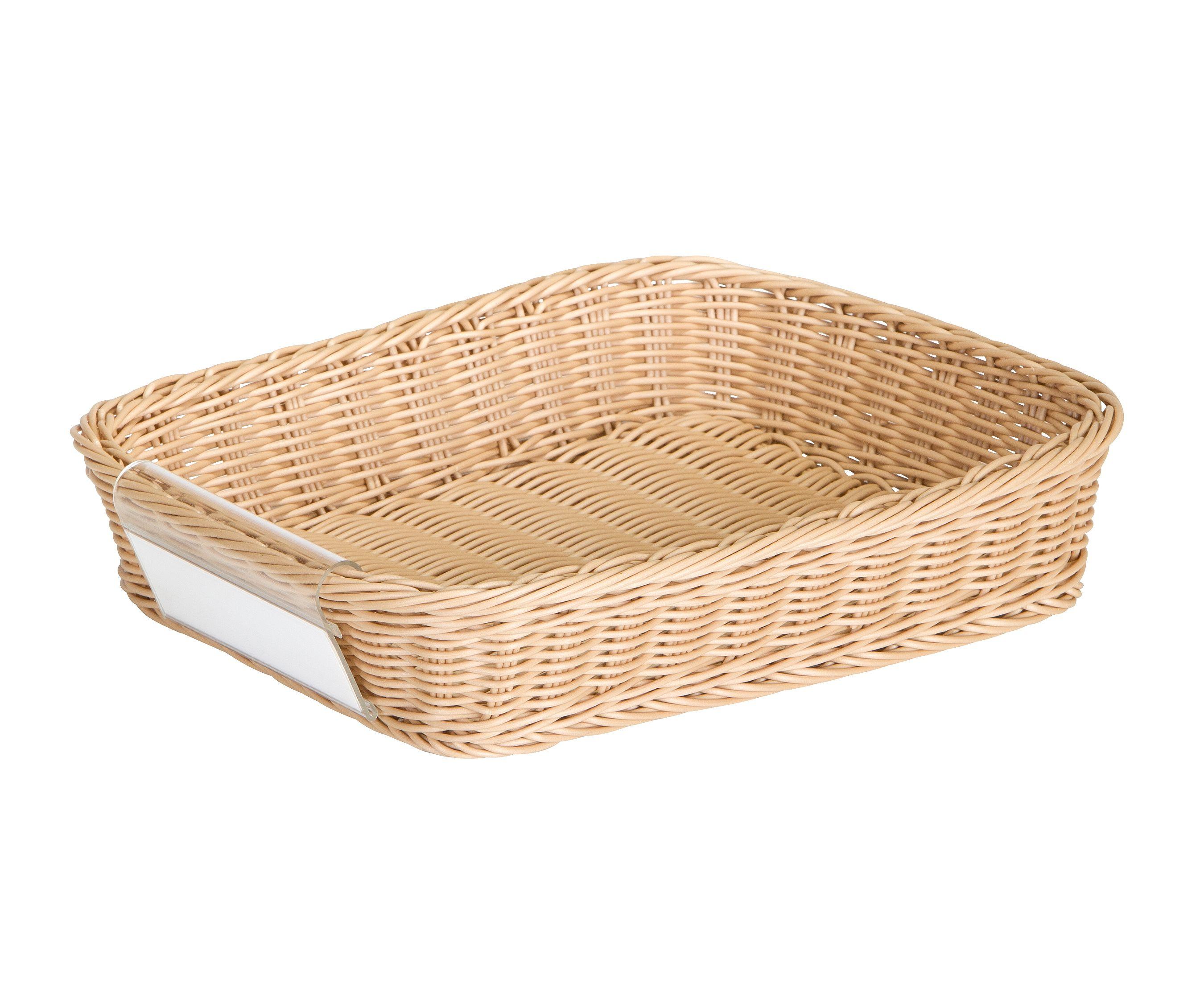 Shallow Basket