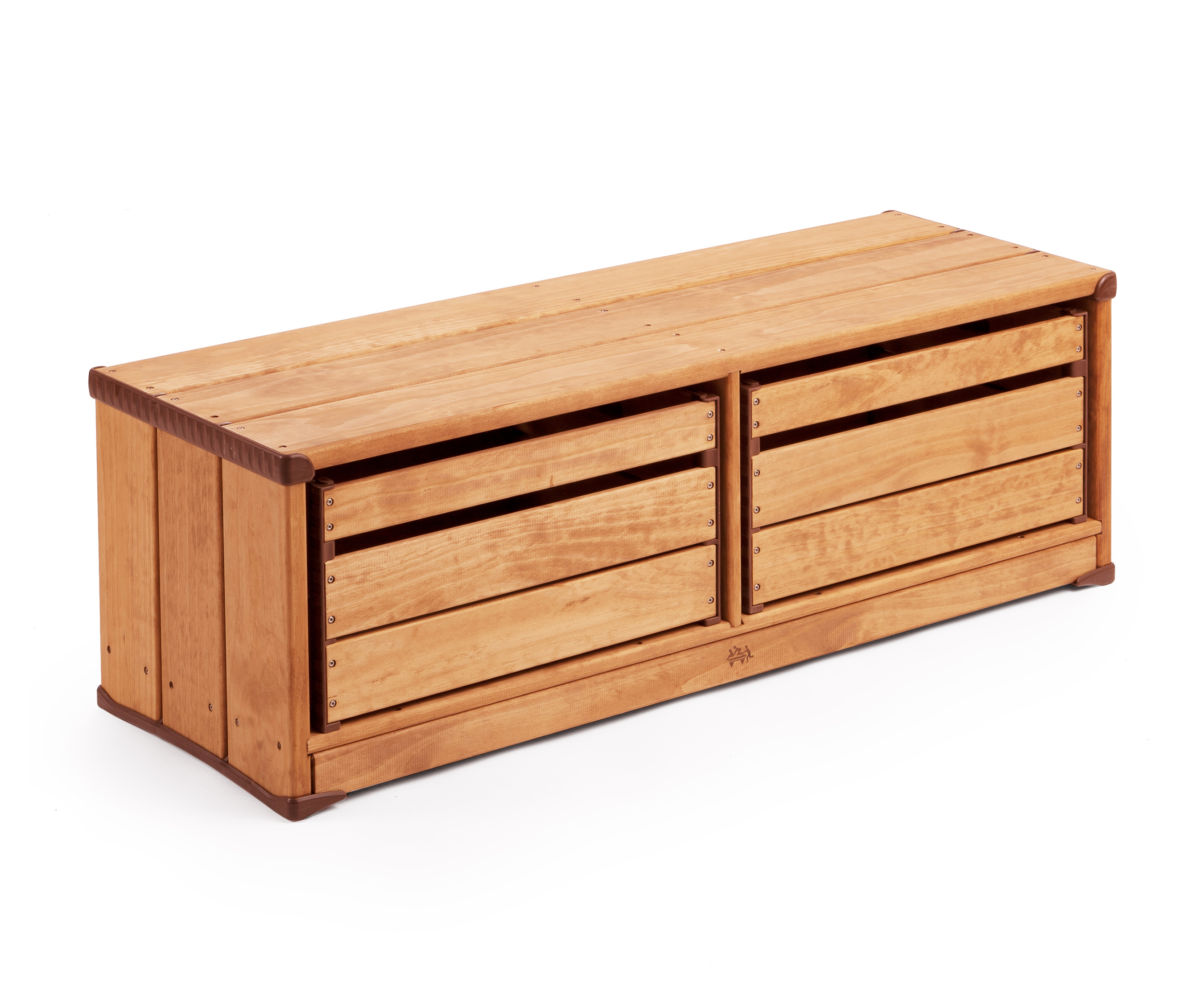 Outlast Storage Bench W Two Crates