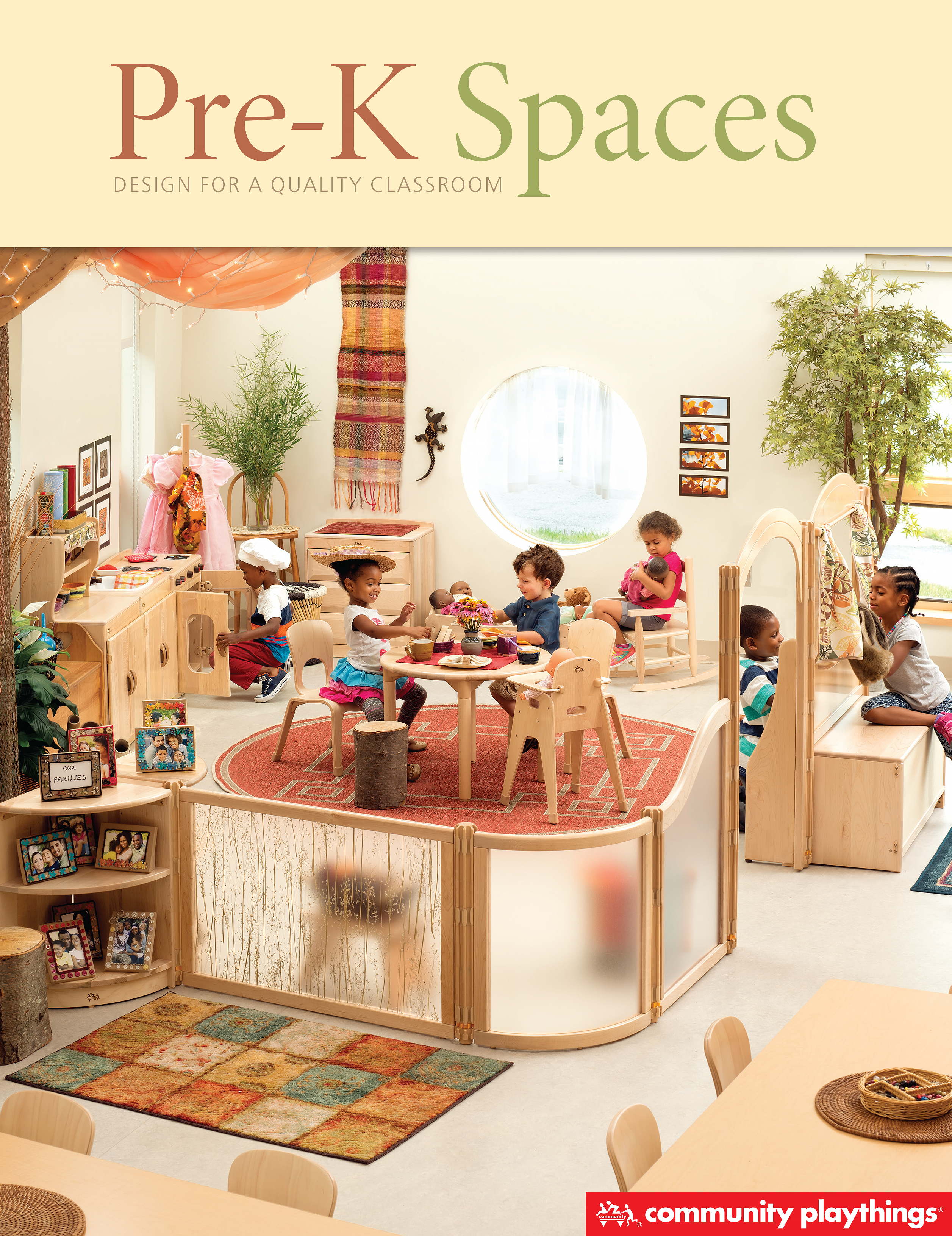 PreK Spaces